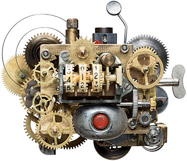 steam punk engine